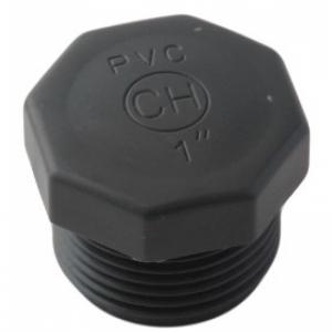 "PVC - Verschlussstopfen  1 1/2"""