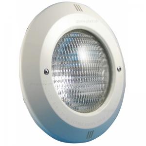 LED Einsatz, Blende ABS weiss, LED weiss