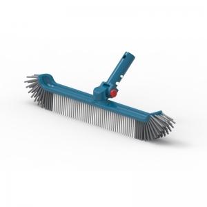 Reinigungsbürste für Boden+ Wände BLUE LINE, mit Gelenk