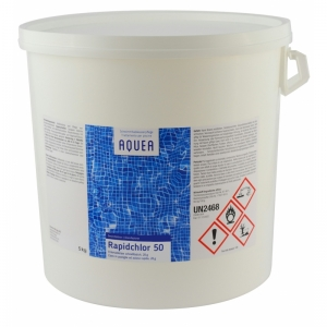 AQUEA Rapidchlor 50 / 20 gr. Tabl. - 5 kg