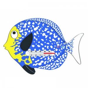 FISCH - Thermometer - blau