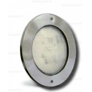 Scheinwerfer-Einsatz, V4A, LED farbig