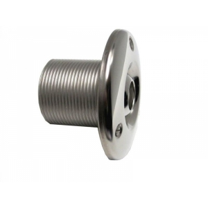 Einlaufdüse V4A, Beton, L 35mm