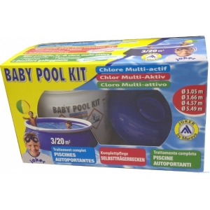 Baby Pool Kit - Chlor