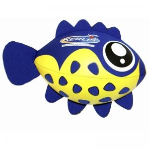 Mini Balon Fisch blau