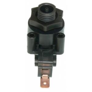 Pneumatik Schalter zu Gegenstromanlage
