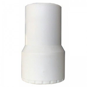 Schlauchtülle PVC weiss 38mm