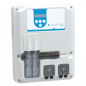 Dosierstation AQUACONTROL  CL 2 Deluxe pH/Rx