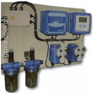 Dosierstation - Kontrol pH-OX