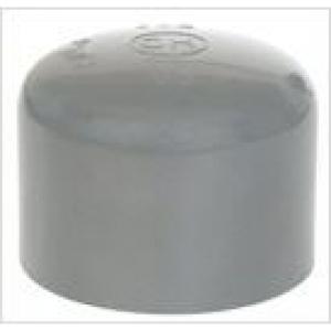PVC Verschlussdeckel d 50 / 40 mm