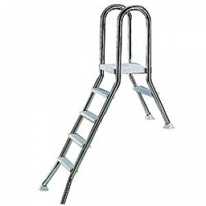 Hoch/Kurz-Leiter für Beckenhöhe 120 cm