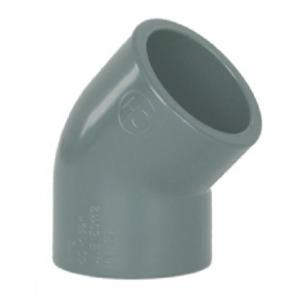 PVC Winkel 45° - d 63 mm