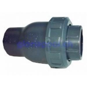 PVC-Rückschlagventil d 50 mm