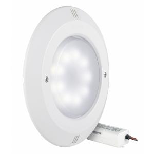 OPTIPAR - LED Einsatz mit ABS Blende weiss, LED weiss