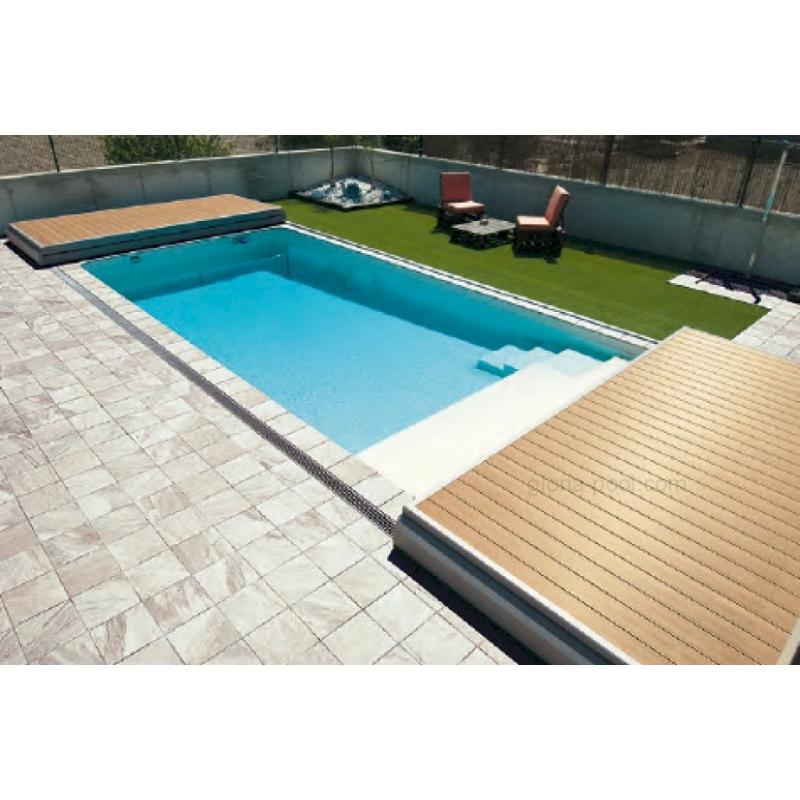 holzterasse deckwell 6m x 3m holzterasse gloria pool shop. Black Bedroom Furniture Sets. Home Design Ideas
