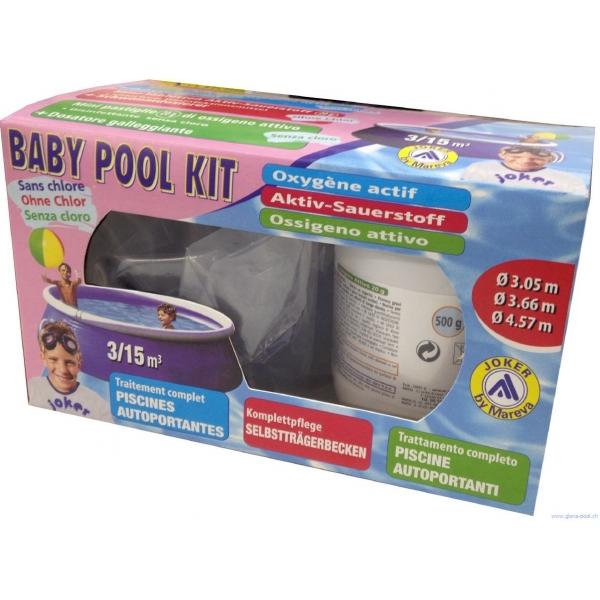 baby pool kit sauerstoff sauerstoff gloria pool shop. Black Bedroom Furniture Sets. Home Design Ideas