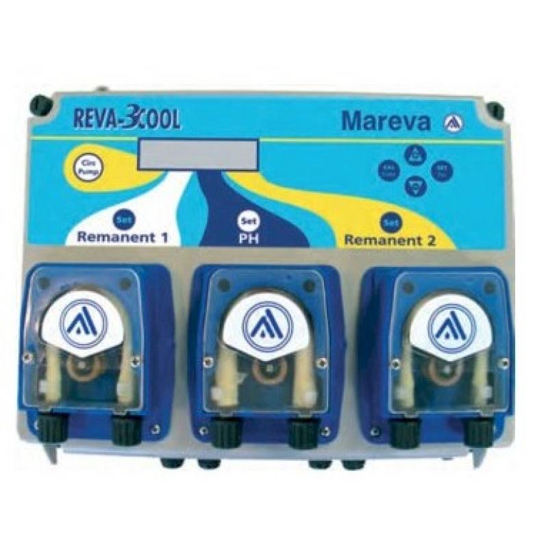 Reva3cool dosieranlage ohne chlor dosieranlagen for Gartenpool ohne chlor
