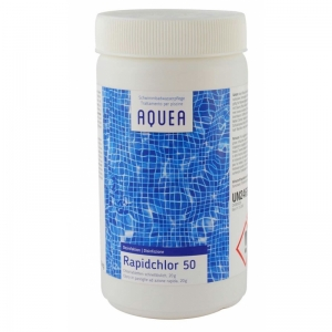 AQUEA Rapidchlor 50 / 20 gr. Tabl. - 1 kg