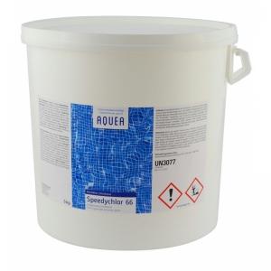 AQUEA Speedychlor 66 / Granulat - 5 kg
