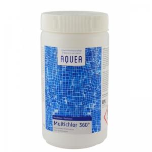 AQUEA  Multichlor 360° / 20 gr. Tabl. - 1 kg