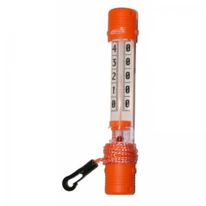 STANDARD - Thermometer, orange