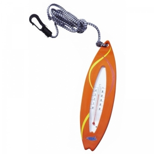 Thermometer Mini - Surf , orange