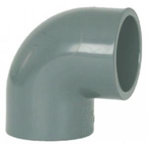 PVC Winkel 90° - d.50mm